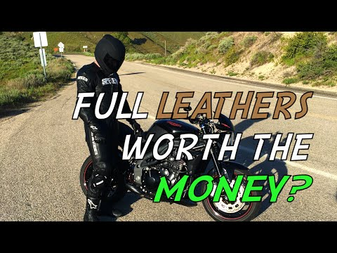 Is a Leather Motorcycle Suit Worth It?