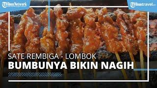 Nikmatnya Sate Rembiga, Sate Khas Lombok, Tanpa Bumbu Kacang dan Bumbu Kecap