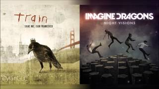Hey Demon Sister | Imagine Dragons & Train Mashup!