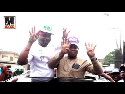 MC OLUOMO AND WASIU ALABI PASUMA STEP OU FOR BUHARI AND  SANWO OLU