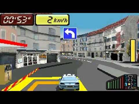 taxi 3 game boy advance