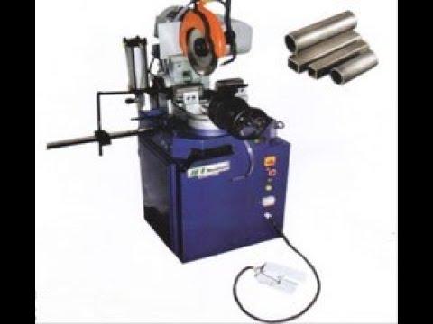 JE-315 Semi Automatic Pipe Cutting Machine