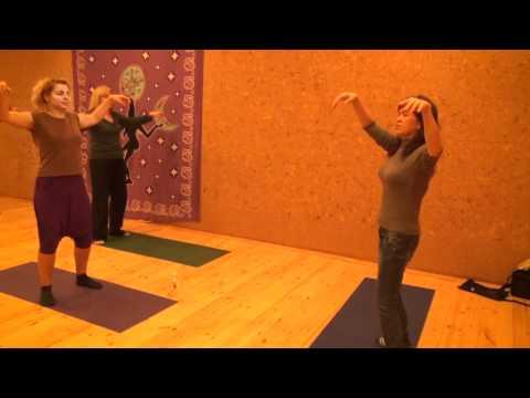 Дыхание для похудения для йоги