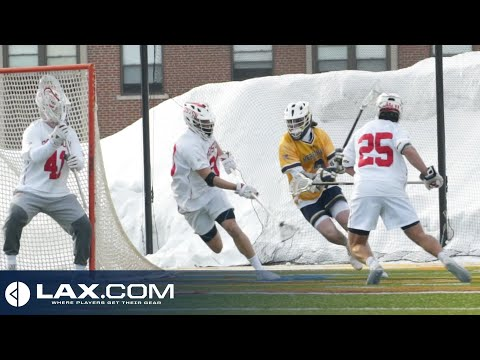 thumbnail for Boston University vs Merrimack College