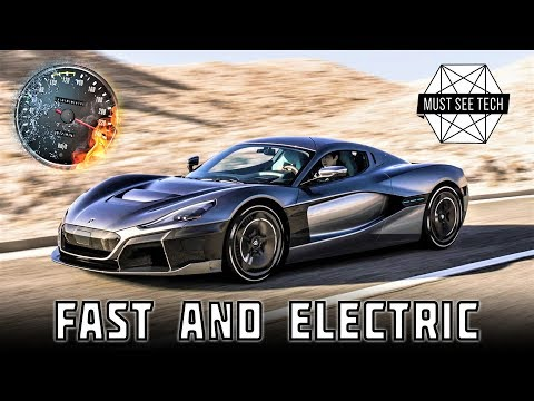 Top 3 Electric Cars That Are Better Than The Fastest Gasoline Supercars