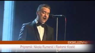 """EKSKLUZIVno: Željko Joksimović: Veličanstveno Priznanje Za """"Milimetar"""""""
