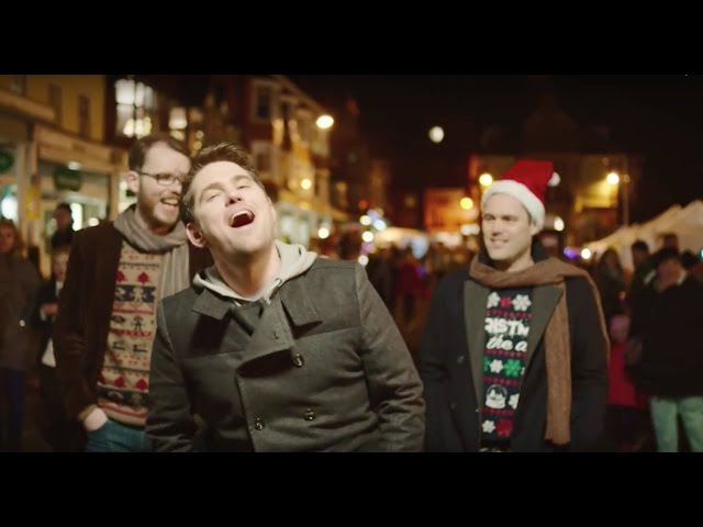 Christmas In The Air (Tonight)  - Scouting For Girls
