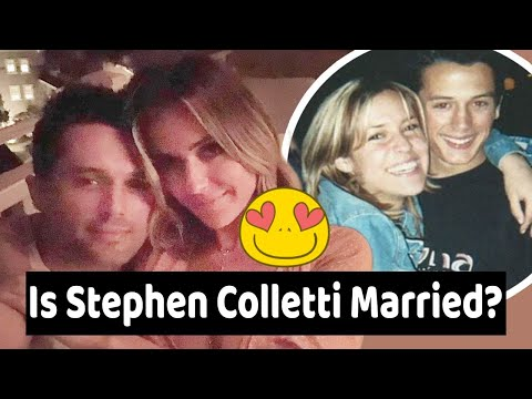 Is Stephen Colletti Single or Married? [2020] | Watch This Amazing Video To Know More Facts!