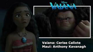 Moana - Maui Leave & Choose Someone Else (French)