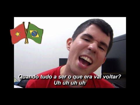 Em Của Ngày Hôm Qua version Brazil