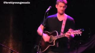 "Brett Young- ""Pretend I Never Loved You"" (Original)"