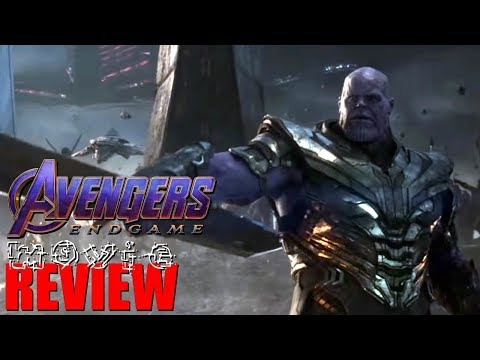 Avengers: Endgame Movie Review (Spoilers in Second Part)