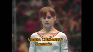 Nadia Comaneci × The Chemical Brothers(Elektrobank) ナディア・コマネチ × ケミカル・ブラザーズ