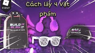 roblox event cach lay 4 vat pham mien phi tu su kien build it play it