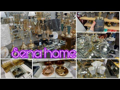 #sena_home|ديما الجديد في المحل التركي لعامل ضجة في بروكسيل اواني و ديكورات راقية😍😍
