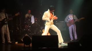 Suspicious Mind - Elvis Tribute