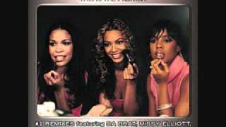 Destiny's Child //feat. Missy Elliott-Bootylicious (Rockwilder Remix)