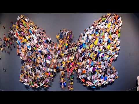 【臺南美學任意門】蕭壠兒童美術館 A10 再循環自然紐約藝術家聯展