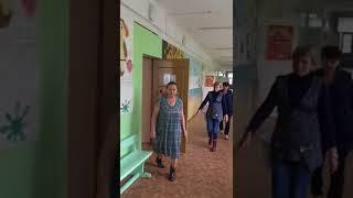 Четвертый этаж школы № 3 в Ванино, 05.09.2018