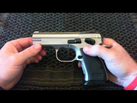 EAA Witness Steel Compact Review