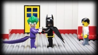 Lego Batman High School Parody