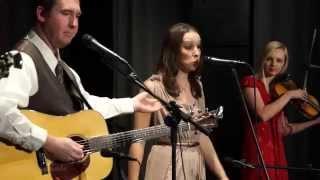 All About That Bass - Darin & Brooke Aldridge -Bluegrass Cover