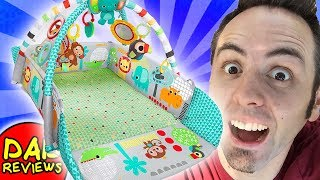 PLAYMAT FOR BABY | Bright Starts 5-in-1 Your Way Ball Play Review