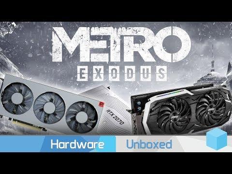 Official PC Specs :: Metro Exodus General Discussions