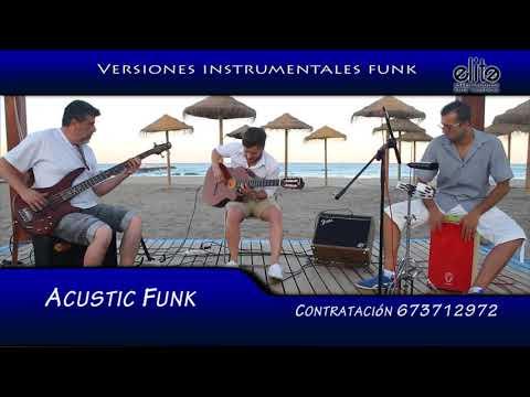 Funk Coctel by Élite - Música en directo para cóctel