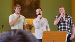 I am stretched on your grave, a cappella performance