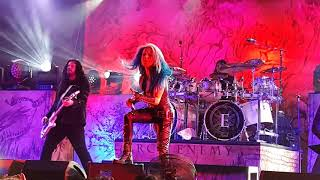 Arch Enemy - Blood On Your Hands Live Estragon Bologna 12/06/2018