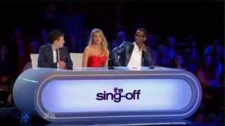 River Deep - Mountain High - Traces - The Sing Off Season 5 HD
