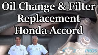 Engine Oil Change and Filter Replacement