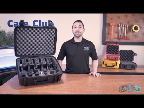 6 Pistol Case - Featured Youtube Video