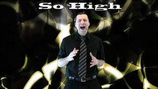 Frantic Peace - SO HIGH (on life) - Official Music Video