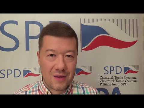 Tomio Okamura: Terorismus v Čechách