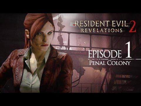 Resident Evil Revelations 2 Pelicula Completa Español - 1080p - Colonia Penal