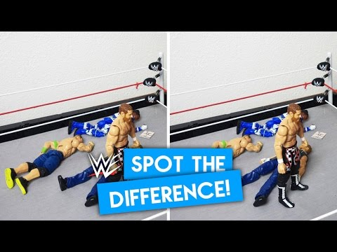 Try to find all the Mistakes!: Spot the Difference Game!
