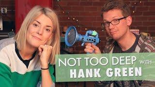 HANK GREEN IS A BAD FRIEND // Grace Helbig