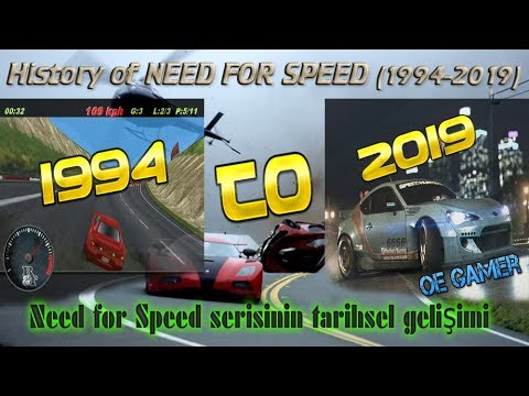 Download History Of Need For Speed 1994 2015 Video 3GP Mp4 FLV HD