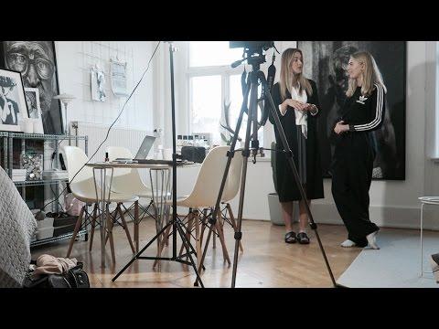 HVERDAGS VLOG - Praktikant på DR & filmprojekt med blogger