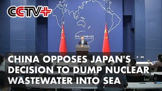 Dumping Nuclear Wastewater into Sea Cannot Be Sole Option for Japan: FM Spokesman
