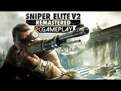 Gameplay de Sniper Elite V2 Remastered