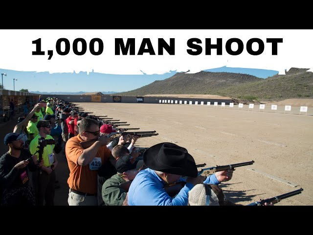 The 1,000 Man Shoot Documentary