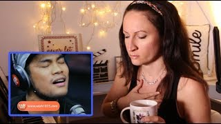 Vocal Coach REACTS to- BUGOY DRILON- ONE DAY- (MATISYAHU) on Wish 107.5 bus