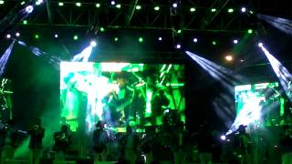 preview picture of video 'GRUPO LABERINTO EN EL CARNAVAL GUAYMAS    LUNES 11 DE FEBRERO  DEL 2013'