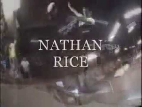 Nathan Rice @ Buck Nutty skate ranch