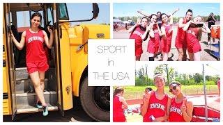 Спорт в американских школах | Sport in American High Schools