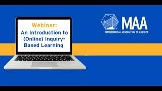 An Introduction To Online Inquiry Based Learning Webinar