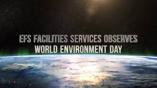 EFS World Environment Day 2018